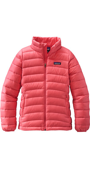 Patagonia Girls Down Sweater Indy Pink